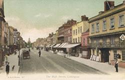 937  -  The High Street, Lymington