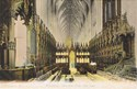 951  -  Winchester Cathedral, Choir From East