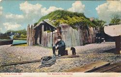 955  -  Seaweed Hut, Netley