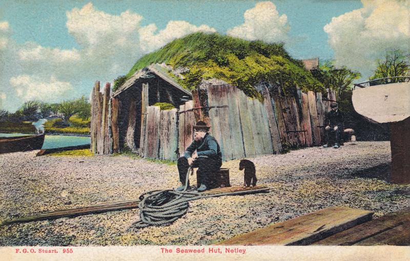 Seaweed Hut, Netley