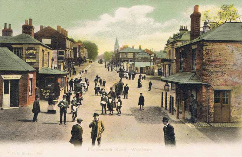 Portsmouth Road, Woolston