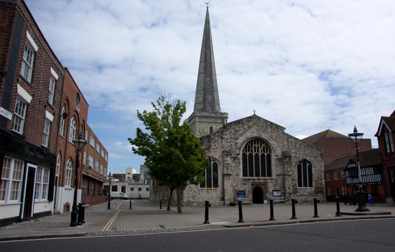 St Michael's Square, Southampton