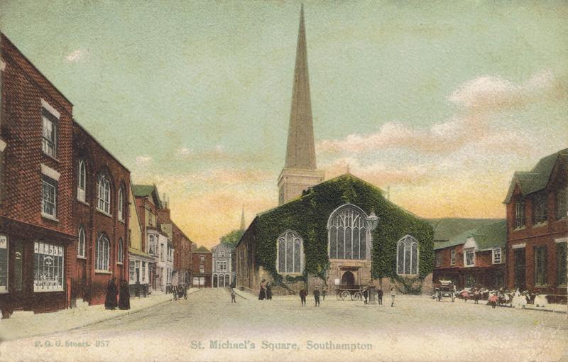 957  -  St Michael's Square, Southampton