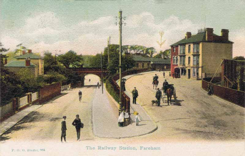 The Railway Station, Fareham