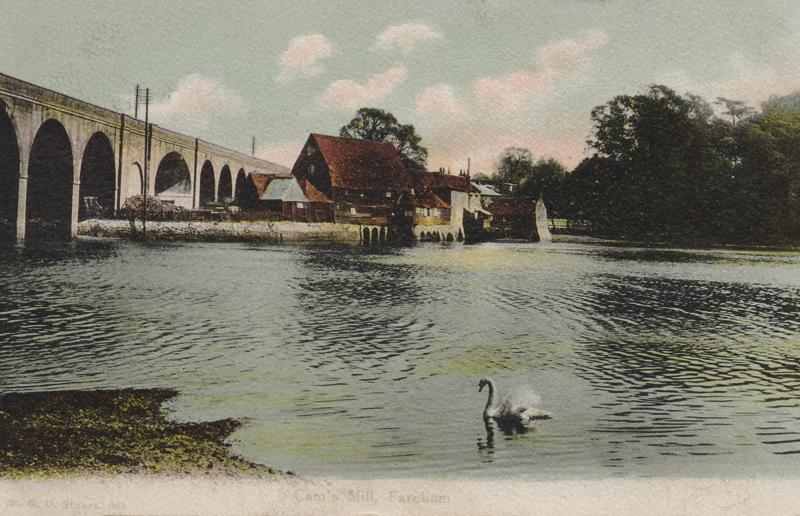 Cam's Mill, Fareham