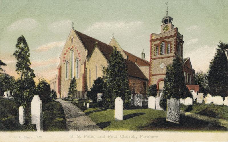 S.S. Peter and Paul Church, Fareham