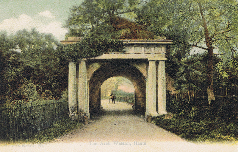 The Arch, Weston, Hants