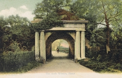 972  -  The Arch, Weston, Hants