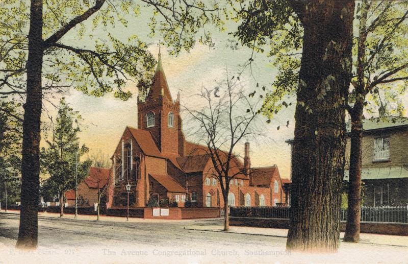 The Avenue Congregational Church, Southampton