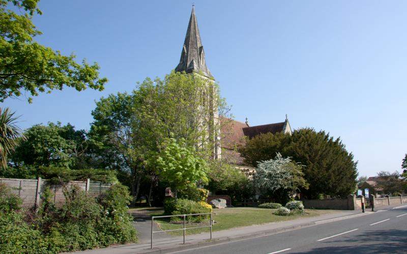 Marchwood Church, Hants.
