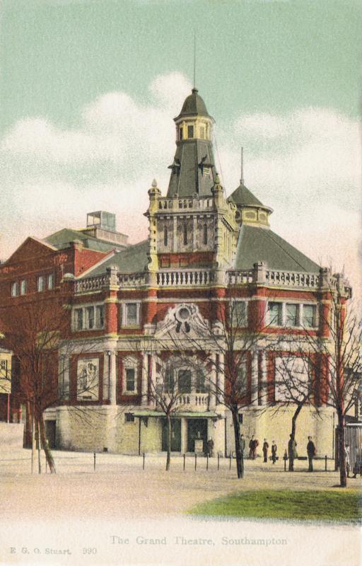 The Grand Theatre, Southampton
