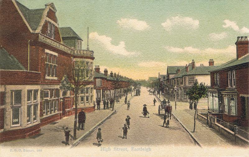 High Street, Eastleigh