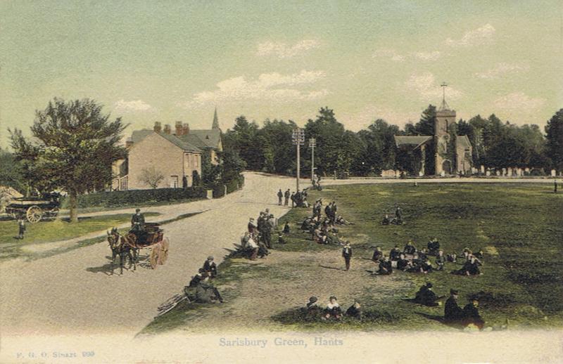 Sarisbury Green, Hants