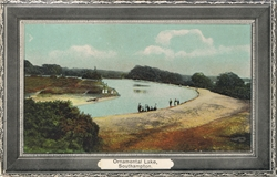 Ornamental Lake, Southampton