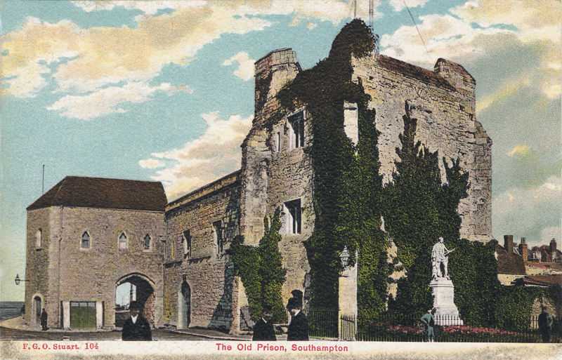 The Old Prison, Southampton