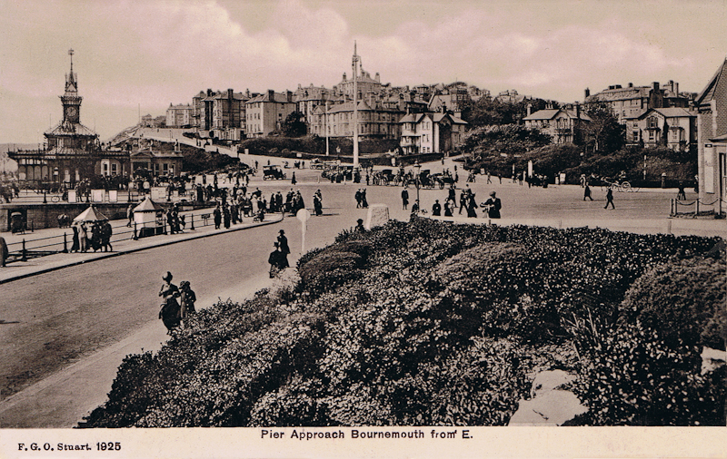 Pier Approach, Bournemouth From E.