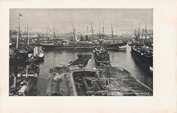 606  -  Southampton Docks