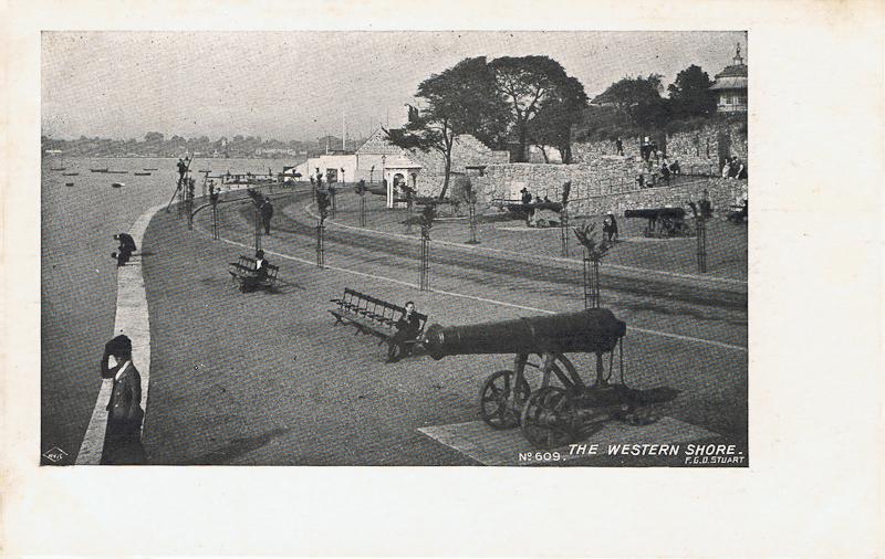 Western Shore, Southampton