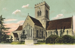 968  -  Ringwood Church, New Forest