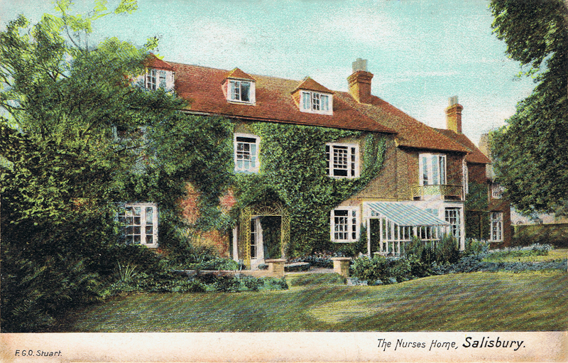 The Nurses Home, Salisbury