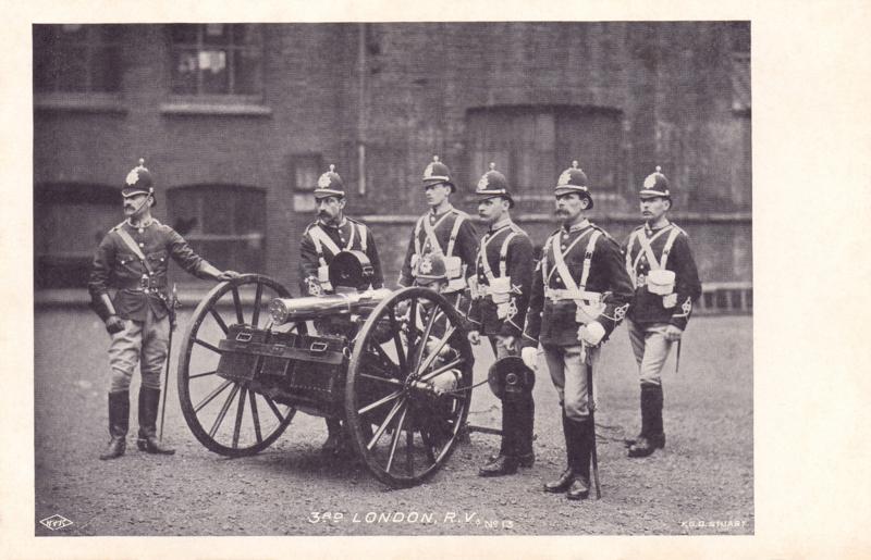 3rd London R.V.