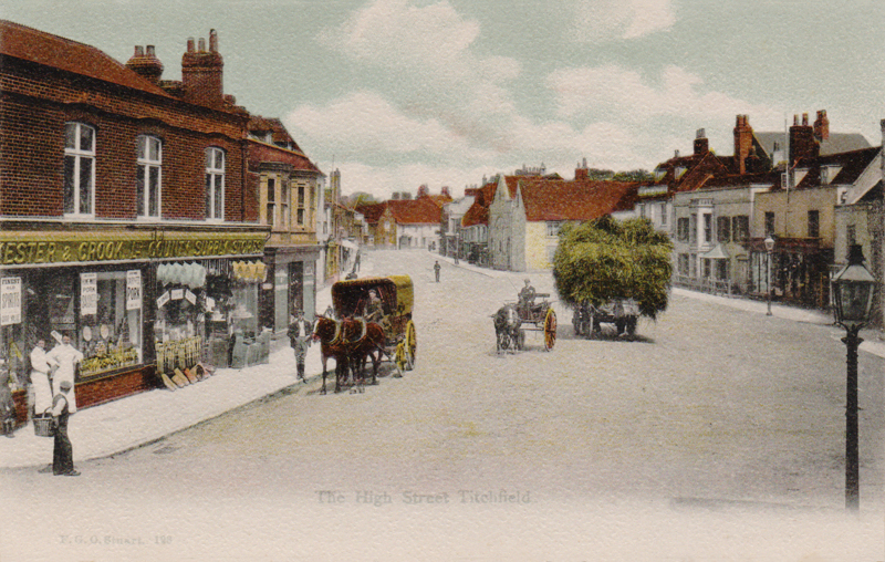 The High Street, Titchfield