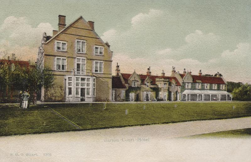 Barton Court Hotel