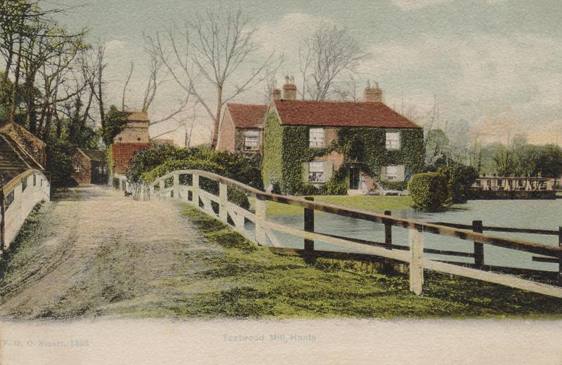Testwood Mill, Hants