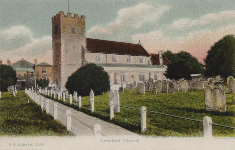 Alresford Church