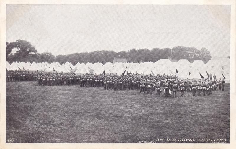 3rd V.B Royal Fusiliers