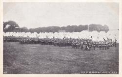 15399  -  3rd V.B Royal Fusiliers