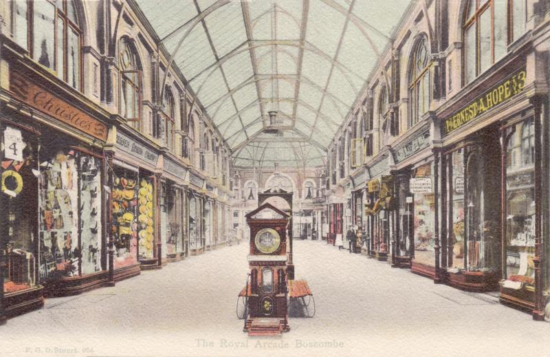 The Royal Arcade, Boscombe