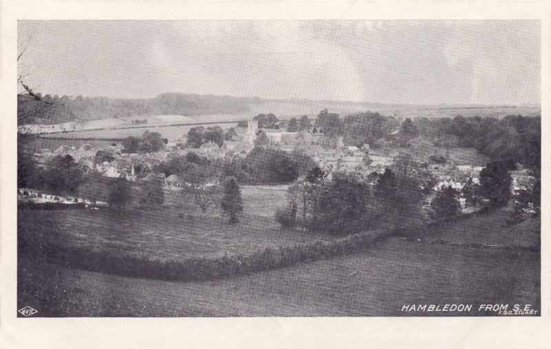 Hambledon from S.E.