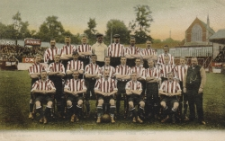 Southampton Football Team 1095-6