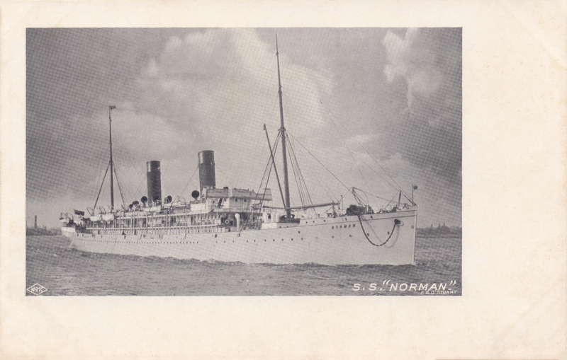 "S.S ""Norman"""