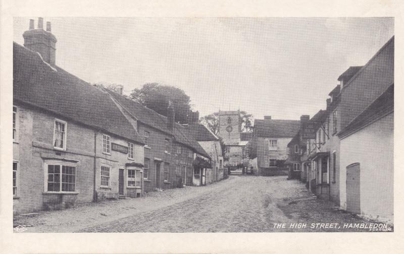 The High Street, Hambledon