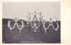 23  -  Aldershot Gymnasia Class