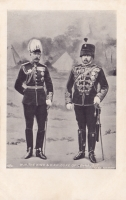 25  -  H.M. The King & H.R.H. The Duke of Connaught