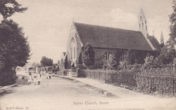 49  -  Hythe Church, Hants