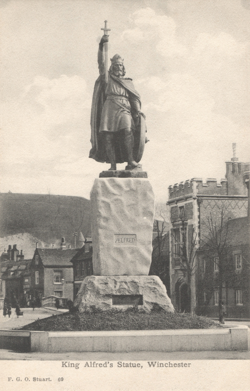 King Alfred's Statue, Winchester