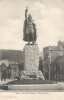 69  -  King Alfred's Statue, Winchester
