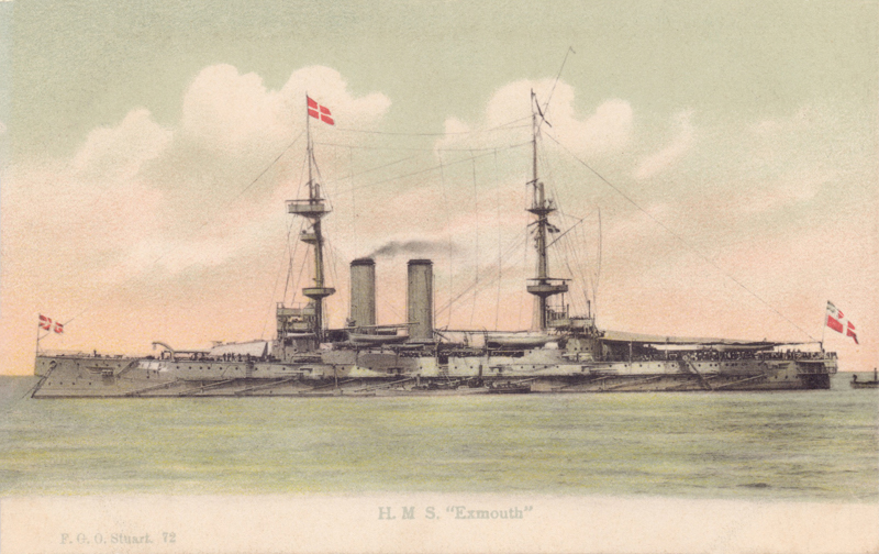 H.M.S. Exmouth