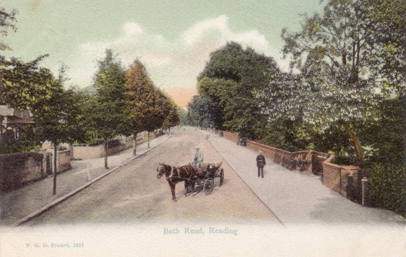 Bath Road, Reading