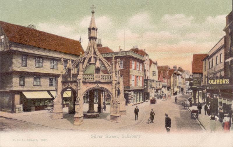Silver Street, Salisbury