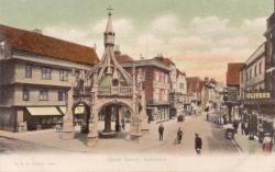 1037  -  Silver Street, Salisbury