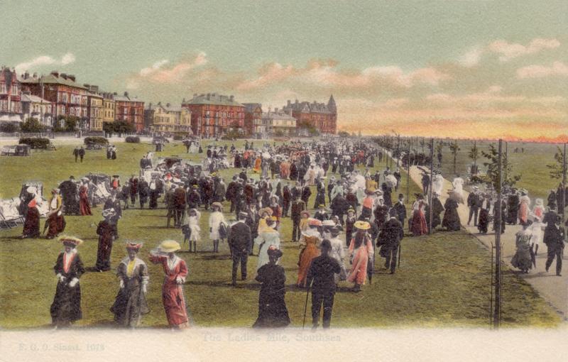The Ladies Mile, Southsea