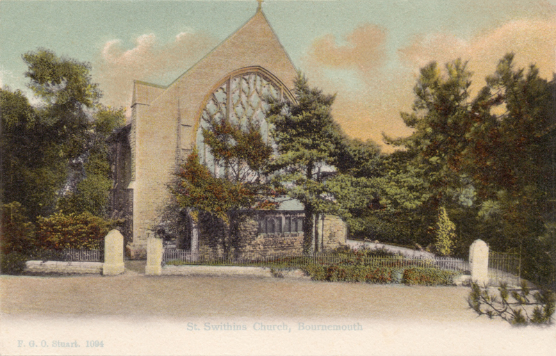 St Swithuns Church, Bournemouth