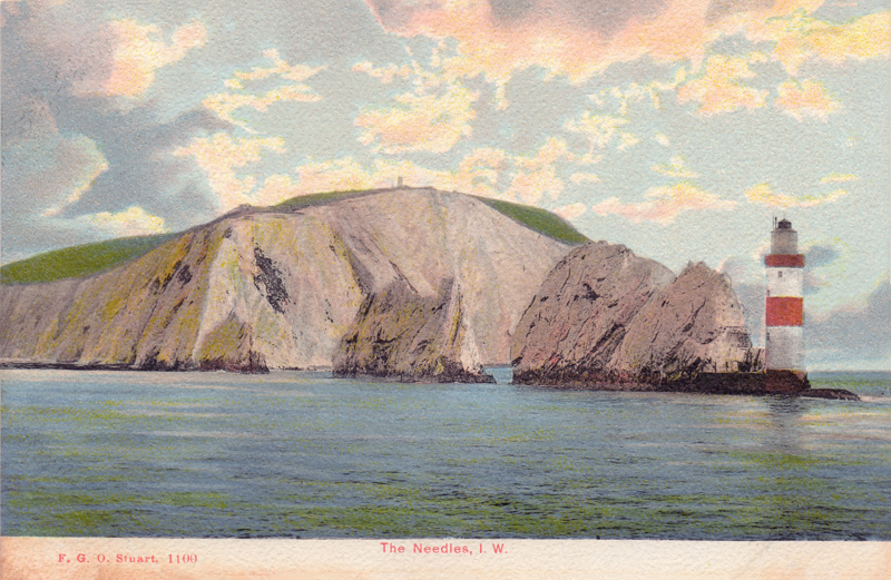 The Needles, I. W.