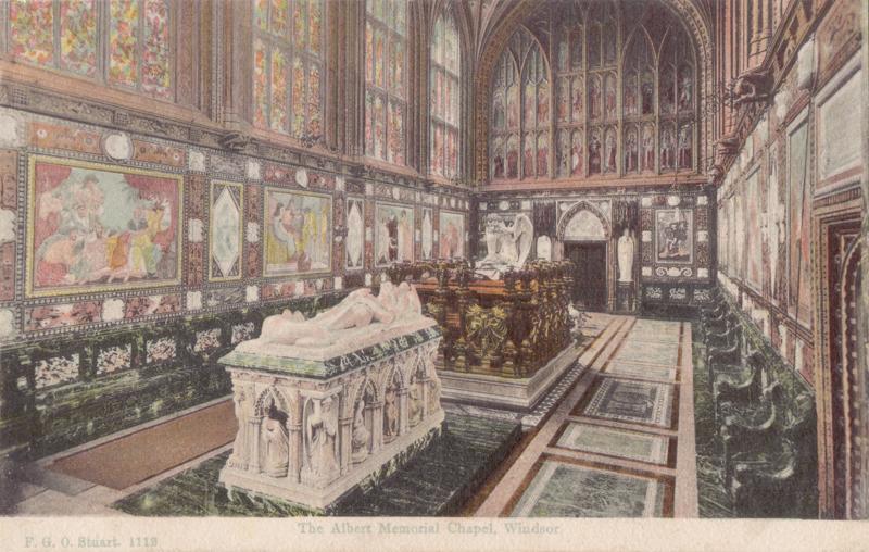 The Albert Memorial Chapel, Windsor