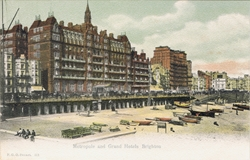 111  -  Metropole and Grand Hotels Brighton